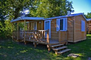 Camping Padimadour, Kempingek  Rocamadour - big - 7