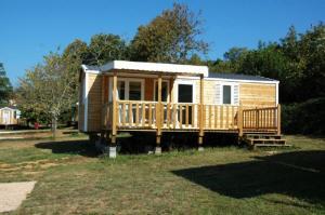 Camping Padimadour, Kempingek  Rocamadour - big - 31