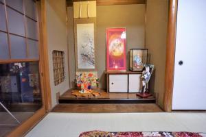 Villa Kyoto Saiin, Penziony  Kjóto - big - 36