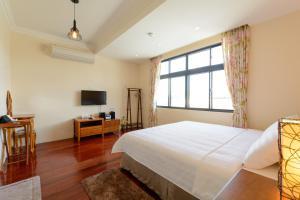 Warm House B&B, Ubytování v soukromí  Tchaj-tung - big - 4