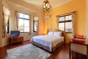 Warm House B&B, Ubytování v soukromí  Tchaj-tung - big - 38