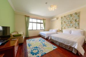 Warm House B&B, Priváty  Taitung City - big - 27