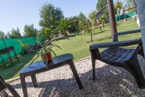 Las Gardenias Cabañas, Turistaházak  San Rafael - big - 16