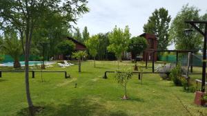 Las Gardenias Cabañas, Turistaházak  San Rafael - big - 30