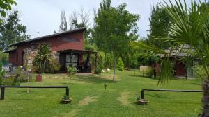 Las Gardenias Cabañas, Лоджи  Сан-Рафаэль - big - 29