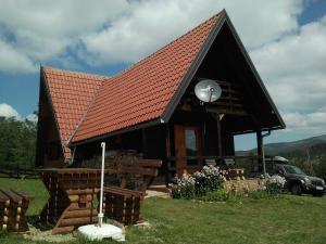 Chalet Four Season, Chalet  Zlatibor - big - 1