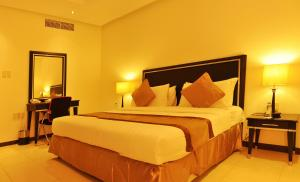 Nelover Hotel Hafar, Apartmánové hotely  Hafr Al Baten - big - 10