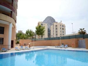 Apartamento Nautilus 8A, Апартаменты  Кальпе - big - 11