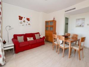 Apartamento Nautilus 8A, Апартаменты  Кальпе - big - 14