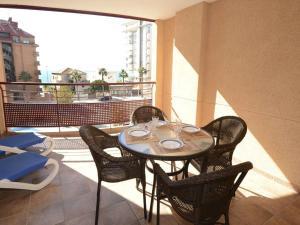 Apartamento Nautilus 8A, Apartments  Calpe - big - 9