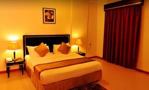 Nelover Hotel Hafar, Apartmánové hotely  Hafr Al Baten - big - 24