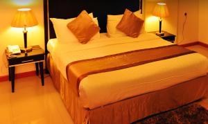 Nelover Hotel Hafar, Apartmánové hotely  Hafr Al Baten - big - 13