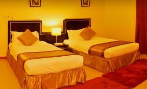 Nelover Hotel Hafar, Apartmánové hotely  Hafr Al Baten - big - 14