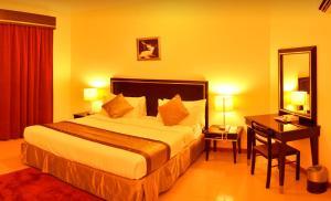 Nelover Hotel Hafar, Apartmánové hotely  Hafr Al Baten - big - 15
