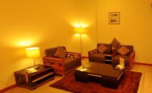 Nelover Hotel Hafar, Apartmánové hotely  Hafr Al Baten - big - 19