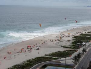 LinkHouse Beachfront Apart Hotel, Apartmanok  Rio de Janeiro - big - 174