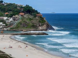 LinkHouse Beachfront Apart Hotel, Apartmanok  Rio de Janeiro - big - 175