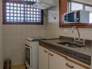 LinkHouse Beachfront Apart Hotel, Apartmanok  Rio de Janeiro - big - 180