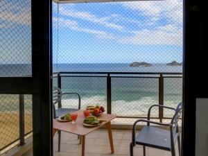 LinkHouse Beachfront Apart Hotel, Apartmanok  Rio de Janeiro - big - 189