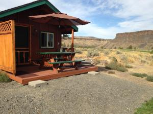 Cabins at Crooked River Ranch, Motely  Crooked River Ranch - big - 3