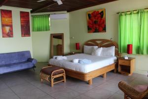 Kayu Resort & Restaurant, Hotels  El Sunzal - big - 8