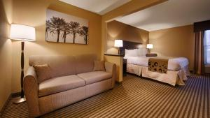 Deluxe King Suite with Sofa Bed - Non Smoking