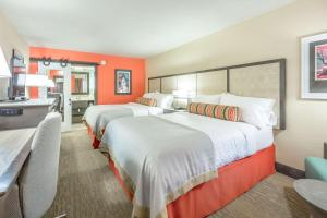 Queen Suite with 2 Queen Beds - Pool View