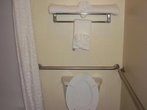 Номер с кроватью размера «king-size» - Ванная подходит для гостей с ограниченными физическими возможностями