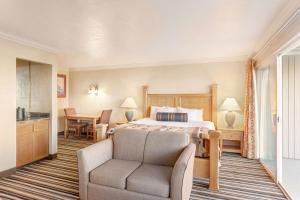 King Room with Spa Bath - Ground Floor
