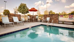 Best Western Plus Atrium Inn & Suites, Hotel  Clarksville - big - 5