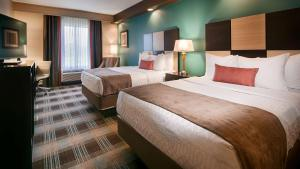 Best Western Plus Atrium Inn & Suites, Hotel  Clarksville - big - 19
