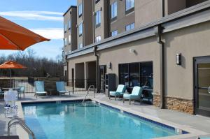 Best Western Plus Atrium Inn & Suites, Hotel  Clarksville - big - 15