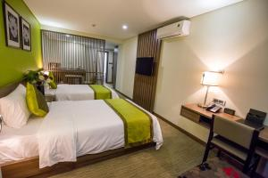 Hotel Kuretakeso Tho Nhuom 84, Hotely  Hanoj - big - 55