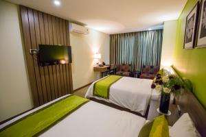 Hotel Kuretakeso Tho Nhuom 84, Hotely  Hanoj - big - 56