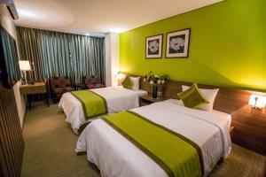Hotel Kuretakeso Tho Nhuom 84, Hotely  Hanoj - big - 57