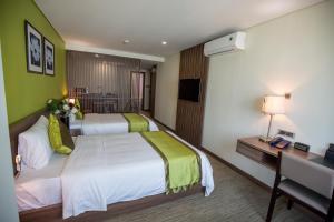 Hotel Kuretakeso Tho Nhuom 84, Hotely  Hanoj - big - 61