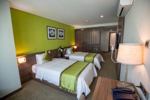 Hotel Kuretakeso Tho Nhuom 84, Hotely  Hanoj - big - 62