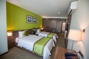 Hotel Kuretakeso Tho Nhuom 84, Hotely  Hanoj - big - 63