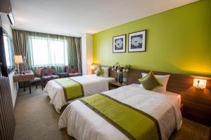 Hotel Kuretakeso Tho Nhuom 84, Hotely  Hanoj - big - 65