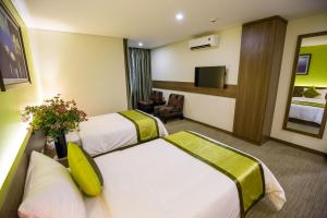 Hotel Kuretakeso Tho Nhuom 84, Hotely  Hanoj - big - 79