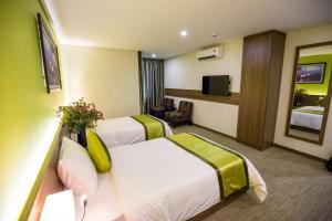 Hotel Kuretakeso Tho Nhuom 84, Hotely  Hanoj - big - 81