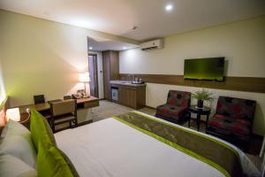 Hotel Kuretakeso Tho Nhuom 84, Hotely  Hanoj - big - 82
