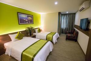 Hotel Kuretakeso Tho Nhuom 84, Hotely  Hanoj - big - 83