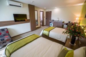 Hotel Kuretakeso Tho Nhuom 84, Hotely  Hanoj - big - 84