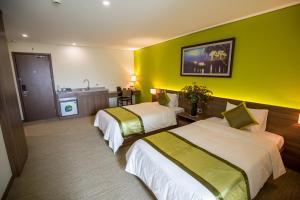 Hotel Kuretakeso Tho Nhuom 84, Hotely  Hanoj - big - 87
