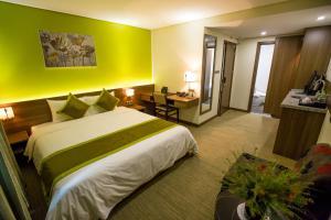 Hotel Kuretakeso Tho Nhuom 84, Hotely  Hanoj - big - 88