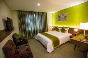 Hotel Kuretakeso Tho Nhuom 84, Hotely  Hanoj - big - 90