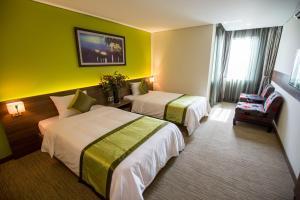 Hotel Kuretakeso Tho Nhuom 84, Hotely  Hanoj - big - 91