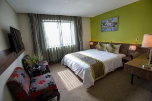 Hotel Kuretakeso Tho Nhuom 84, Hotely  Hanoj - big - 99