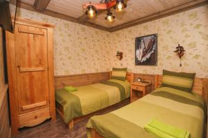 Гостевой комплекс Времена года, Мини-гостиницы  Сортавала - big - 5